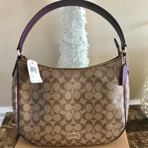 Signature Coach handbag. Brand New!